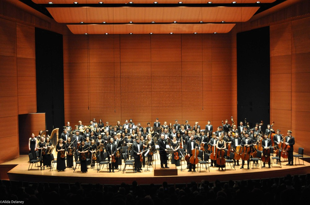 Gallery Columbia University Orchestra